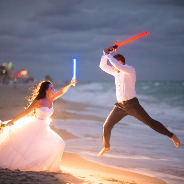 Klaudia's Miami Beach Wedding